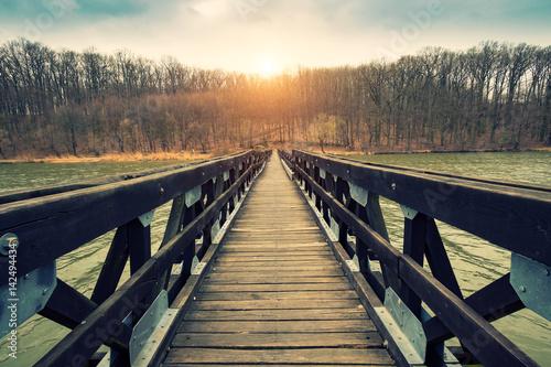 drewniany-mostek