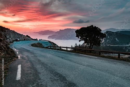 Route des cretes - La Ciotat - Cassis