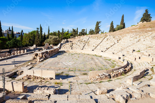 Staande foto Athene Theatre of Dionysus, Acropolis