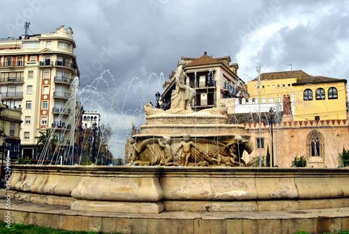 Puerta de Jerez en Sevilla