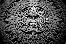 Aztec Calendar In Mexico City