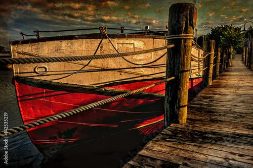 Trawler (Canvas)