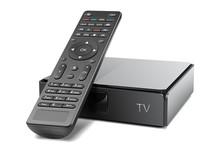 Vector Remote Control Tv Console