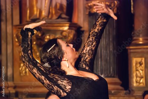 Fotografie, Obraz  Flamenco