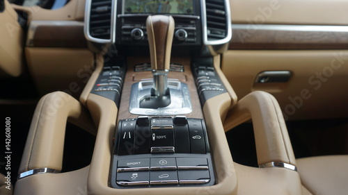 Photo Porsche Cayenne Interieur