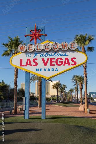 Tuinposter Las Vegas Las Vegas Sign