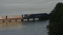 CSX Freight Train