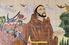 Saint Francis And The Birds