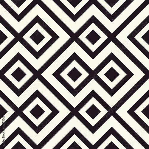 mozaika-geometryczna-powielana-wzor-zygzak-styl-vintage-odcien-czarny-i-bezowy