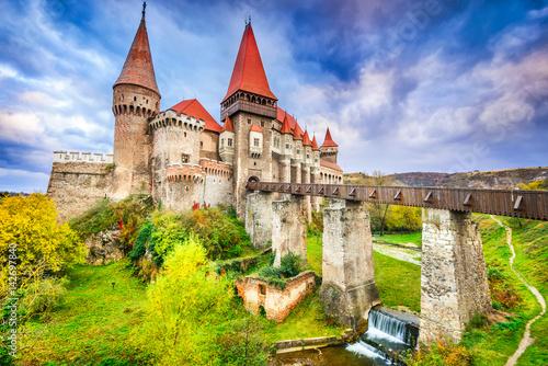 zamek-corvin-hunedoara-transylwania-rumunia