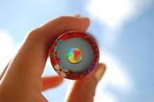 Kaleidoscope Held On The Sky