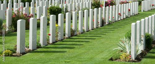 Foto op Aluminium Begraafplaats Cemetery