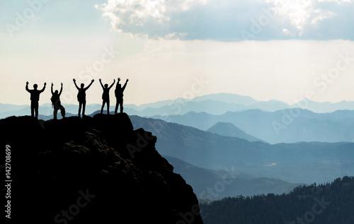 Foto başarılı insanlar & azimli ve kararlı ekip