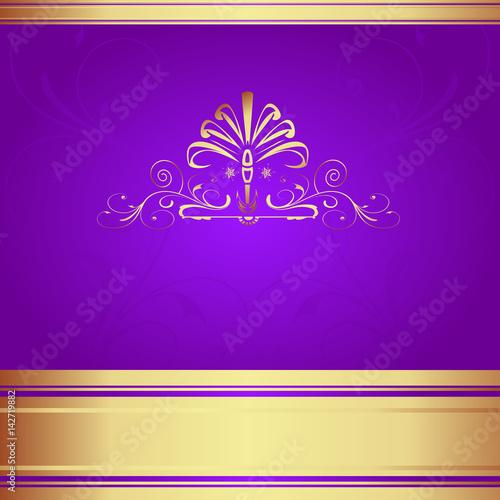 Elegant Purple