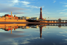 Blackpool Reflection