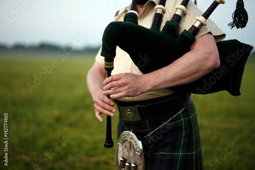 Photo Bagpiper
