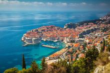 Dubrovnik, Croatia. Beautiful ...