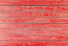 Distressed Red Rustic Wood Bac...