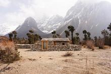 House On The Himalayan Prairie, Nepal