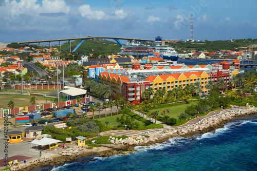 Foto op Plexiglas Caraïben Карибы. Остров Кюрасао.