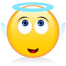 Emoji, Emoticon - Saint