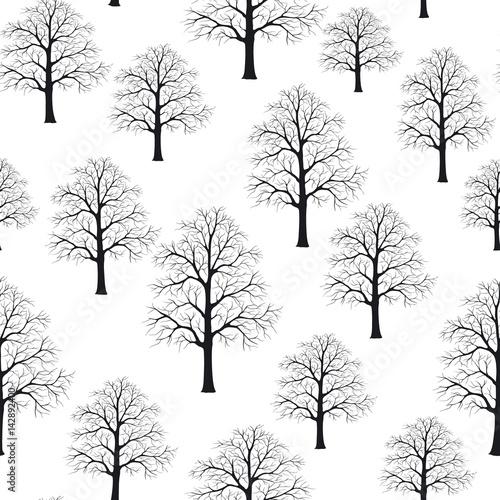 bezszwowy-wzor-z-zim-drzew-galaz-galazkami
