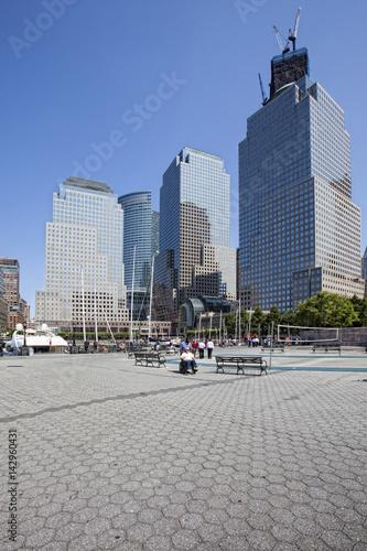 Photo  World Financial Center, NYC