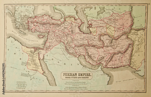 Fotografie, Tablou  Persian Empire
