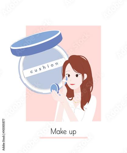 Fotografie, Obraz  Beauty illustration