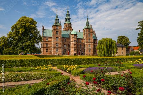 Photo  Rosenborg castle, Copenhagen