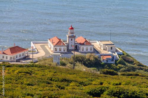 Photo  Vista Panorâmica do Farol do Cabo Mondego na Figueira da Foz Portugal