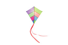 Angle View Of A Colorful Kite ...