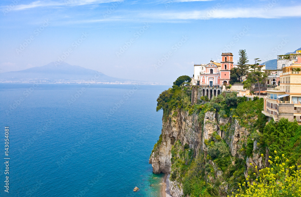 Fototapety, obrazy: The charm of the Sorrentina peninsula