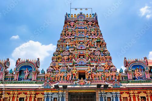 Cadres-photo bureau Kuala Lumpur Kuala Lumpur Malaysia - Sri Maha Mariamman Temple Dhevasthanam,