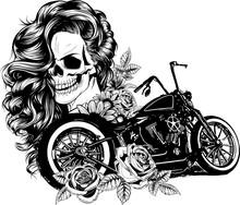 Donna Su Moto