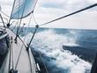 canvas print picture - Die Freiheit der Nordsee
