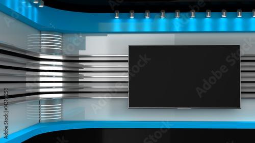 Photo  Tv Studio