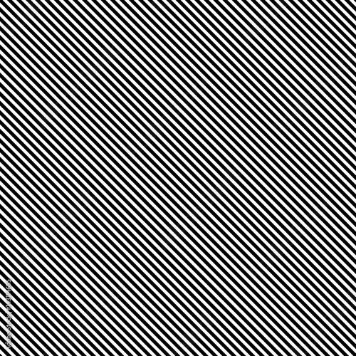 Fototapeta Repeatable geometric texture. Seamless minimalist monochrome pattern. obraz na płótnie
