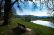 Am Ufer der Kinzig