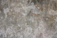 Weathered Mausoleum Wall At So...