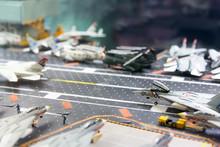Miniature Model Of Aircraft Ca...