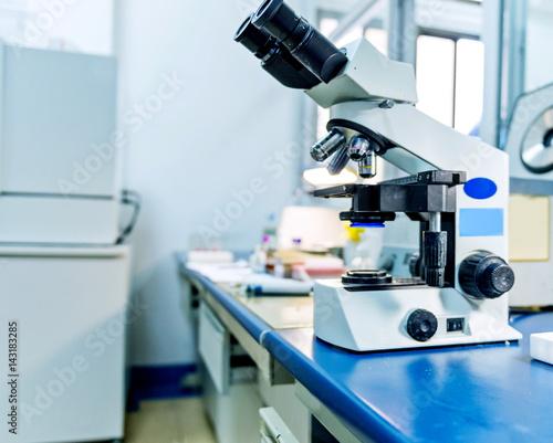 Staande foto Industrial geb. Medical laboratory