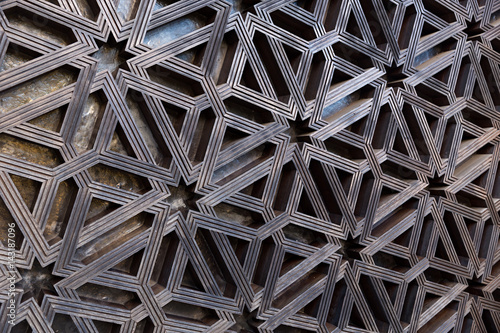 Geometría en la Mezquita de Córdoba.