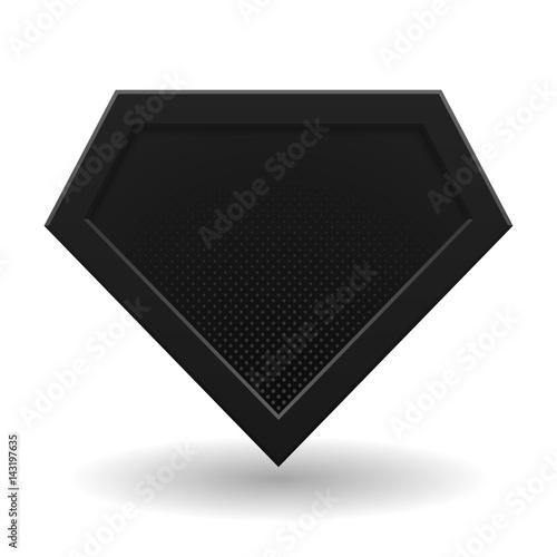 black superhero logo template buy this stock vector and explore