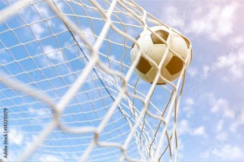 Fototapety, obrazy: Soccer.