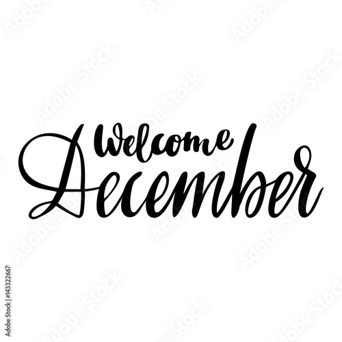 Welcome Desember 82