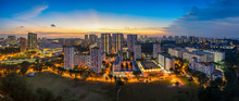 HDB Apartments And Building In Buona Vista Singapore