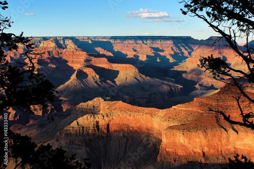 Foto op Aluminium Koraal Grand Canyon National Park, Arizona, USA
