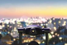 Telescope / Spyglass Tower Vie...