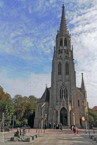 Katowice, Marienkirche